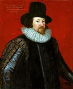 Sir Francis Bacon (1617, ifjú Frans Pourbus, Pałac Łazienkowski, Varsó)