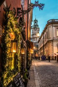 Stockholm maga az inspiráció a fotós számára