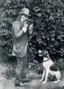 Herman Ottó és Csóri kutya