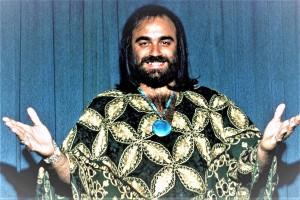 Demis Roussos (született: Artémiosz Vendúrisz Rúszosz [Αρτέμιος Βεντούρης Ρούσος]; Alexandria, Egyiptom, 1946. június 15. – Athén, 2015. január 25.) világhírű görög énekes, a hetvenes évek egyik legjellegzetesebb popikonja.