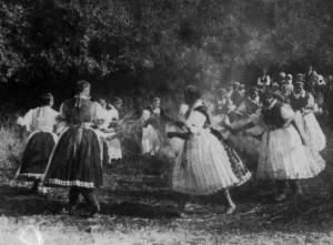 Tűzugrás (1930-as évek, Nógrád megye)