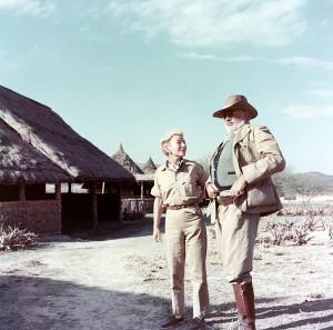Ernest és Mary Hemingway egy afrikai szafarin (1953 - 1954)