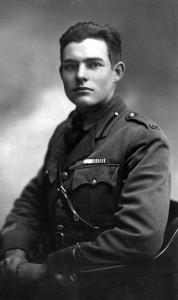 Ernest Hemingway (1918.)