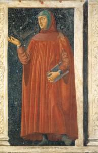 Francesco Petrarca (Arezzo, 1304. július 20. – Arquà, 1374. július 19.)