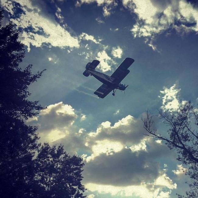 Szuhay-Havas Marianna: Óbuda felett az ég