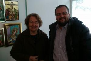 Pesztalics Márta és Cserenkó Gábor