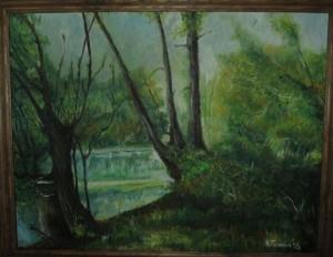 Kőrösi Tamás: Gyilkos tó (Erdély)