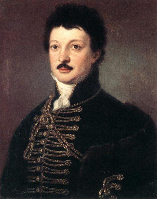 """243 éve született Berzsenyi Dániel költő, táblabíró, """"a niklai remete"""""""