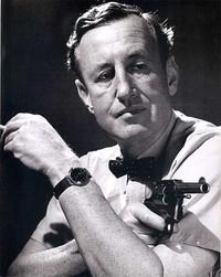 1908. május 28-án született Ian Lancaster Fleming brit író, újságíró, a második világháborúban tengerésztiszt és hírszerző