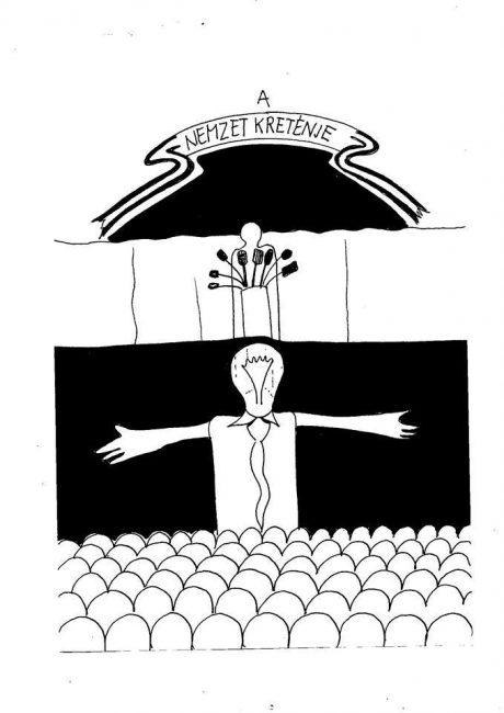 A Nemzet Kreténje – Jóna Dávid írása