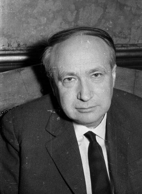1912. szeptember 5-én született KÁLNOKY LÁSZLÓ költő, műfordító