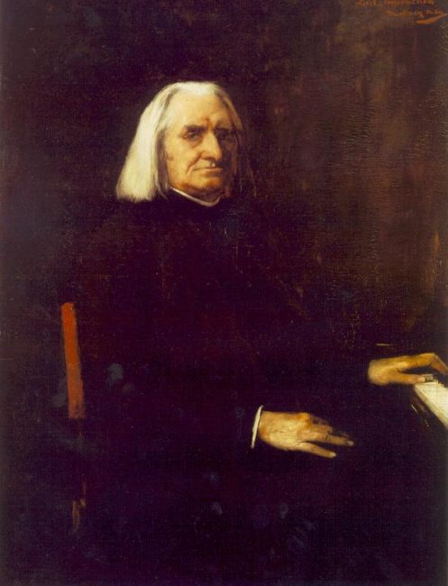 1811. október 22-én született LISZT FERENC minden idők egyik legnagyobb magyar zongoraművésze, zeneszerző, karmester és zenetanár