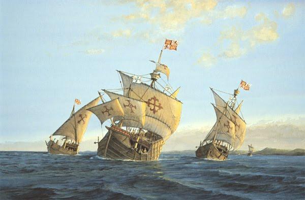 526 éve fedezte fel KOLUMBUSZ KRISTÓF AMERIKÁT
