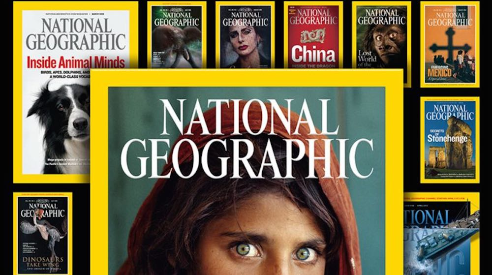 132 éve jelent meg először a National Geographic Magazin