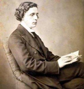 188 éve született Lewis Carroll angol író, költő, matematikus és fényképész