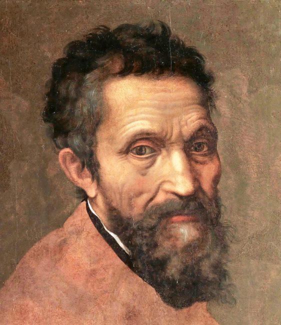 546 éve, 1475. március 6-án született Michelangelo olasz szobrász, festőművész, építész, költő, a késő reneszánsz és a művészettörténet nagymestere