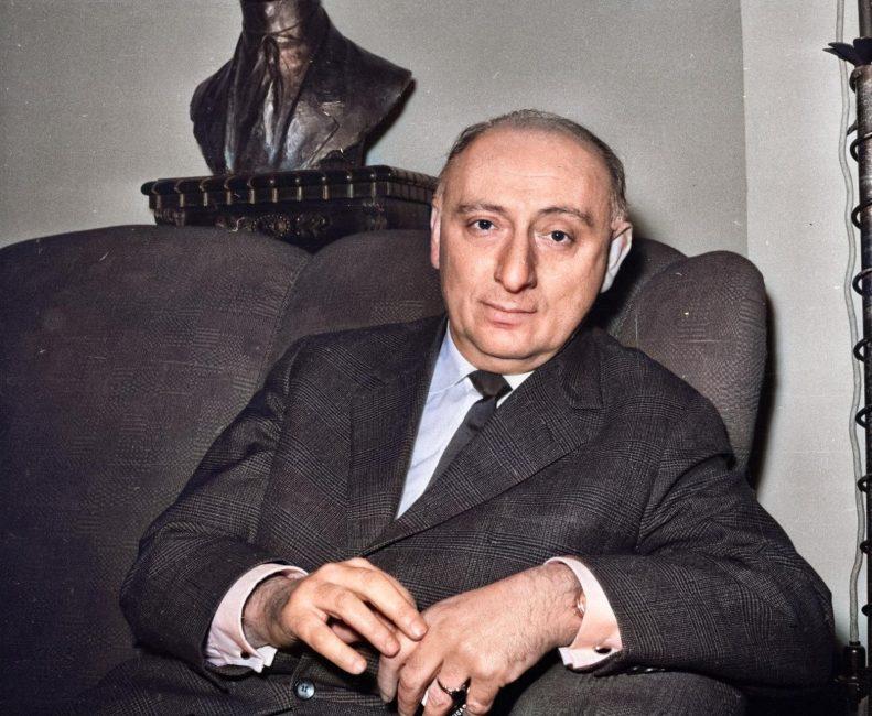 110 éve született Vas István Kossuth-, József Attila- és Baumgarten-díjas költő, író, műfordító