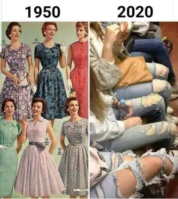 Változnak az idők