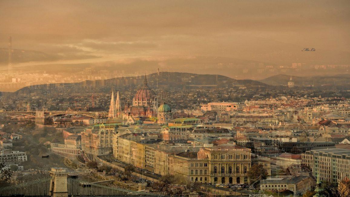 Monoki László: Szeretlek Budapest!