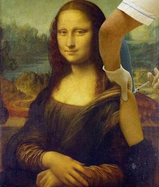 Mona Lisa 2021