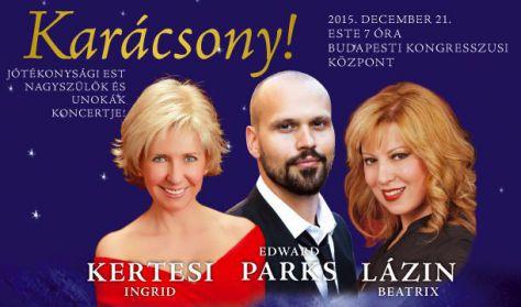 Karácsonyi koncert nagyszülőknek és unokáiknak Budapesten