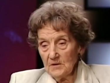 100 éve, 1921. január 10-én született ERDÉLYI ZSUZSANNA néprajztudós, kutató, folklorista