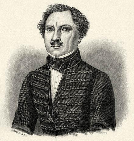 1799. január 8-án született MEGYERI KÁROLY színész, drámaíró, fordító