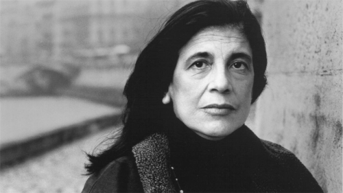 1933. január 16-án született SUSAN SONTAG amerikai író, filmrendező, aktivista
