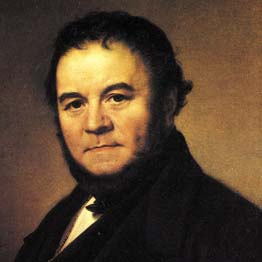 1783. január 23-án született STENDHAL (valódi nevén: Marie-Henri Beyle) francia író