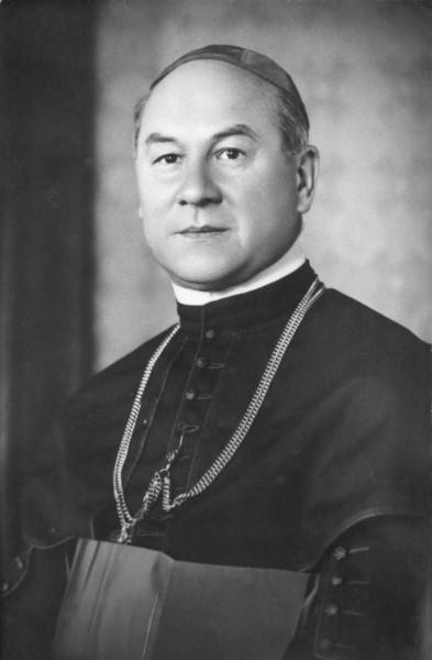 1892. február 29-én született APOR VILMOS boldoggá avatott vértanú püspök