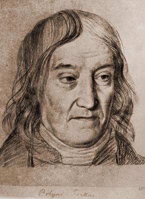 1775. február 9-én született BOLYAI FARKAS matematikus