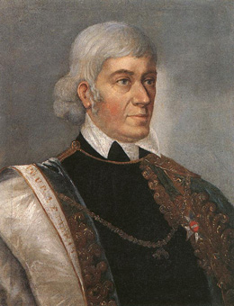 1754. április 28-án született SZÉCHÉNYI FERENC államférfi, könyvtár- és múzeumalapító