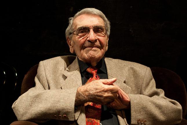 1921. május 26-án született Bárdy György Jászai Mari-díjas színművész, érdemes és kiváló művész