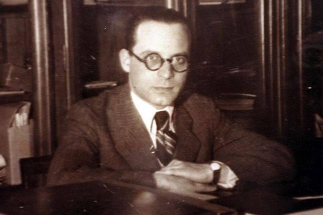 1901. május 1-jén született SZERB ANTAL író, irodalomtörténész