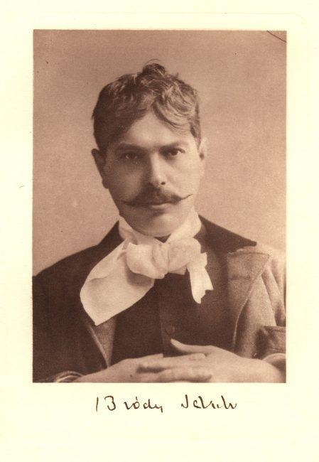 1863. július 23-án született BRÓDY SÁNDOR író, drámaíró és publicista
