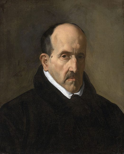 1561. július 11-én született Luis de Góngora y Argote spanyol költő