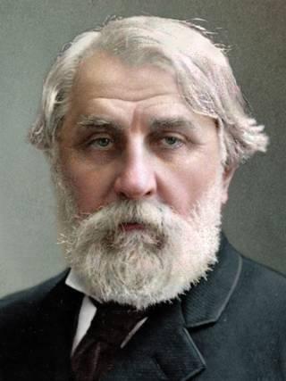 1818. november 9-én – éppen ma 201 éve – született IVAN SZERGEJEVICS TURGENYEV orosz író, drámaíró