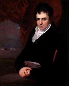 255 éve született Robert Fulton amerikai mérnök és feltaláló, a gőzhajó megalkotója