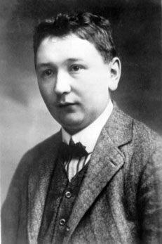 """1883. április 30-án született Jaroslav Hašek, a """"Švejk"""" világhírű szerzője"""